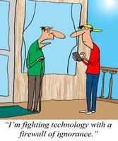 Technology sucks